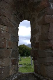 06. Aghadoe Cathedral & Round Tower, Co. Kerry