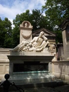07. Pére Lachaise Cemetery, Paris, France