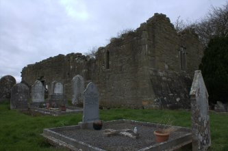 11. Lemanaghan Ecclesiastical Site, Co. Offaly