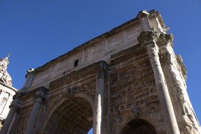 11. Roman Forum, Rome, Italy