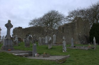 13. Lemanaghan Ecclesiastical Site, Co. Offaly