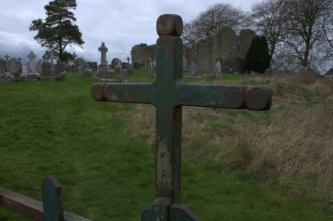 14. Lemanaghan Ecclesiastical Site, Co. Offaly