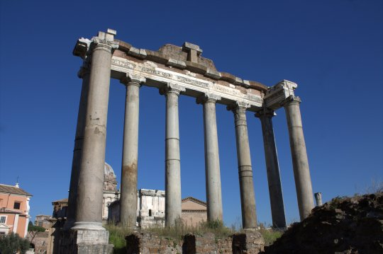 16. Roman Forum, Rome, Italy