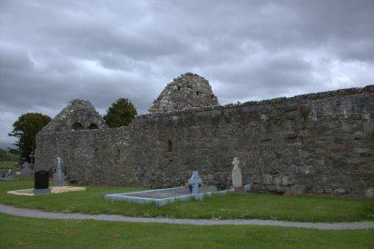 17. Aghadoe Cathedral & Round Tower, Co. Kerry