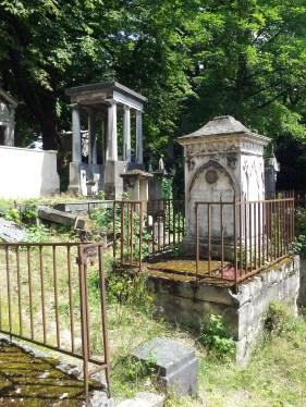 21. Pére Lachaise Cemetery, Paris, France
