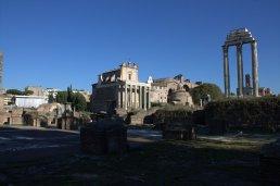 25. Roman Forum, Rome, Italy
