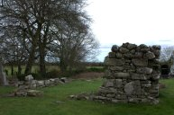 29. Lemanaghan Ecclesiastical Site, Co. Offaly