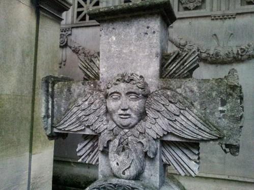 32. Pére Lachaise Cemetery, Paris, France