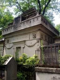 33. Pére Lachaise Cemetery, Paris, France