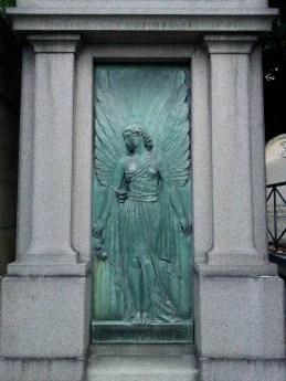 37. Pére Lachaise Cemetery, Paris, France