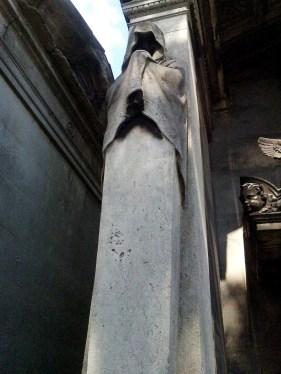 40. Pére Lachaise Cemetery, Paris, France