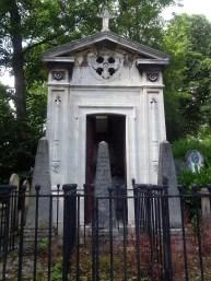 43. Pére Lachaise Cemetery, Paris, France