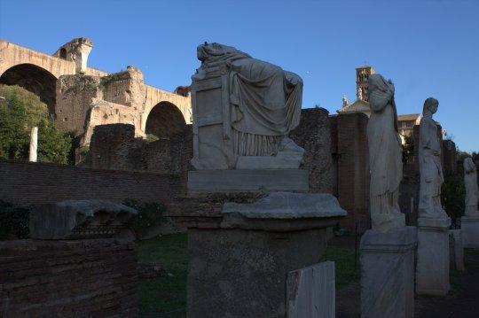 43. Roman Forum, Rome, Italy