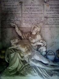 44. Pére Lachaise Cemetery, Paris, France