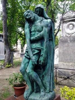48. Pére Lachaise Cemetery, Paris, France