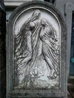 49. Pére Lachaise Cemetery, Paris, France