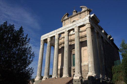 50. Roman Forum, Rome, Italy
