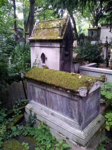 57. Pére Lachaise Cemetery, Paris, France