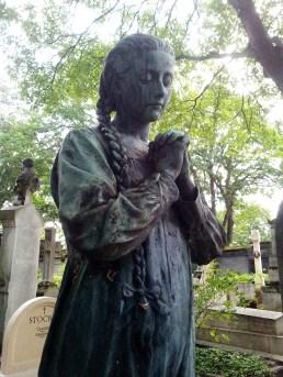 63. Pére Lachaise Cemetery, Paris, France