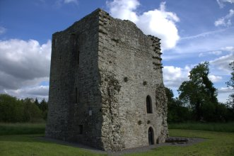 01. Threecastles Castle, Co. Wicklow