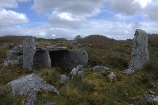 01. Creevagh Wedge Tomb, Co. Clare