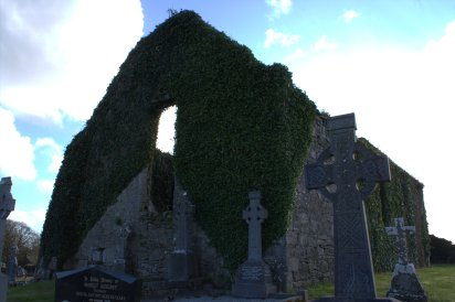 04. Clooney Church, Co. Clare