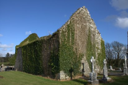 05. Clooney Church, Co. Clare