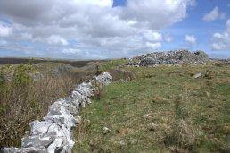20. Cahercommaun Cliff Fort, Co. Clare