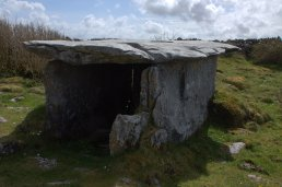 03. Gleninsheen Wedge Tomb, Co. Clare