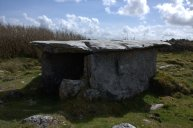04. Gleninsheen Wedge Tomb, Co. Clare