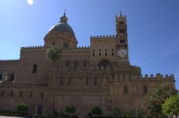 02. Palermo Cathedral, Sicily, Italy