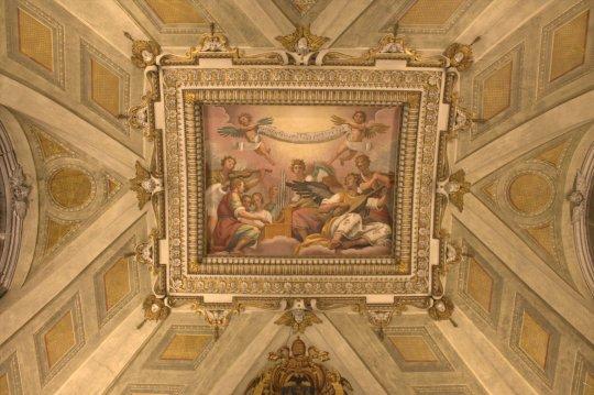 29. Basilica di Santa Maria Maggiore, Rome, Italy