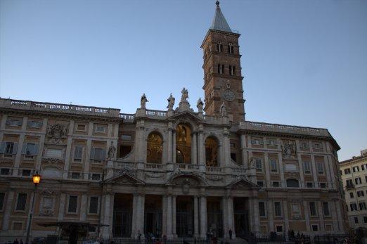 31. Basilica di Santa Maria Maggiore, Rome, Italy