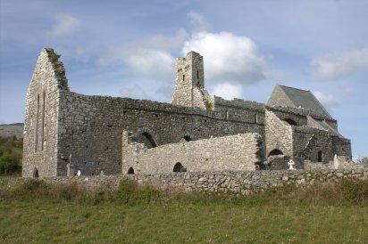 01. Corcomroe Abbey, Co. Clare