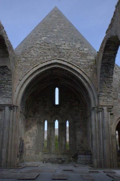 09. Corcomroe Abbey, Co. Clare