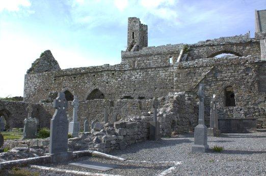30. Corcomroe Abbey, Co. Clare