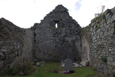 11. Mullagh Church,Louth, Ireland