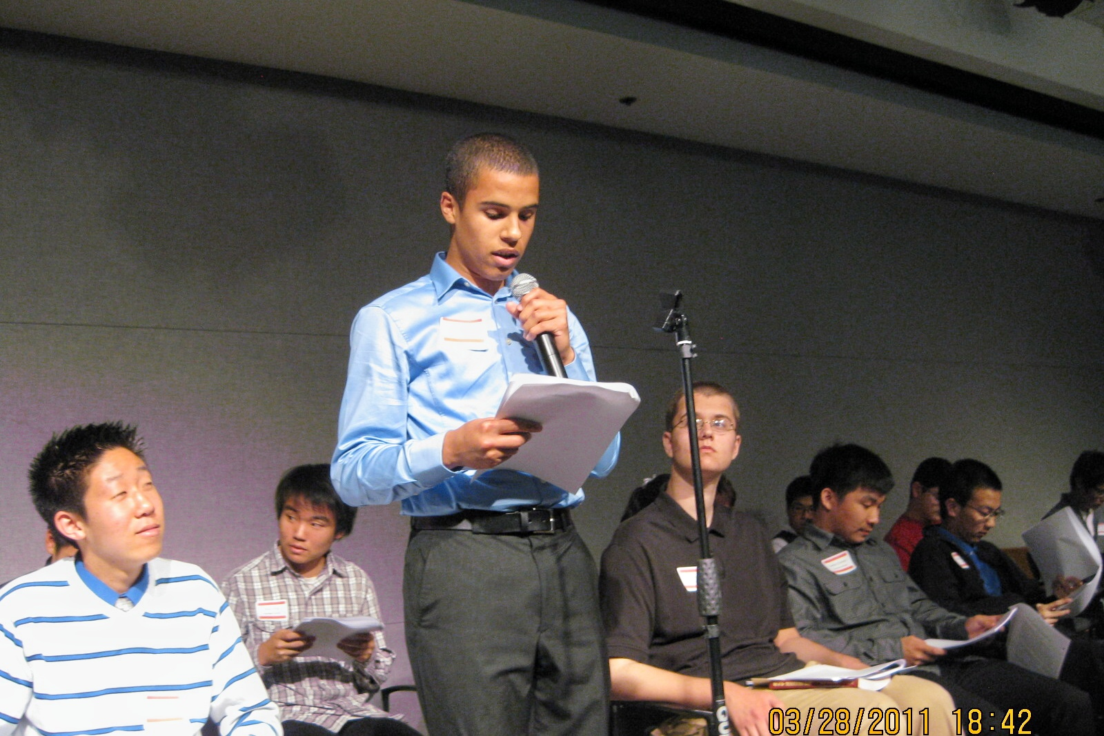 Essay unity among students
