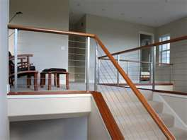 Cable Railing Straight 2