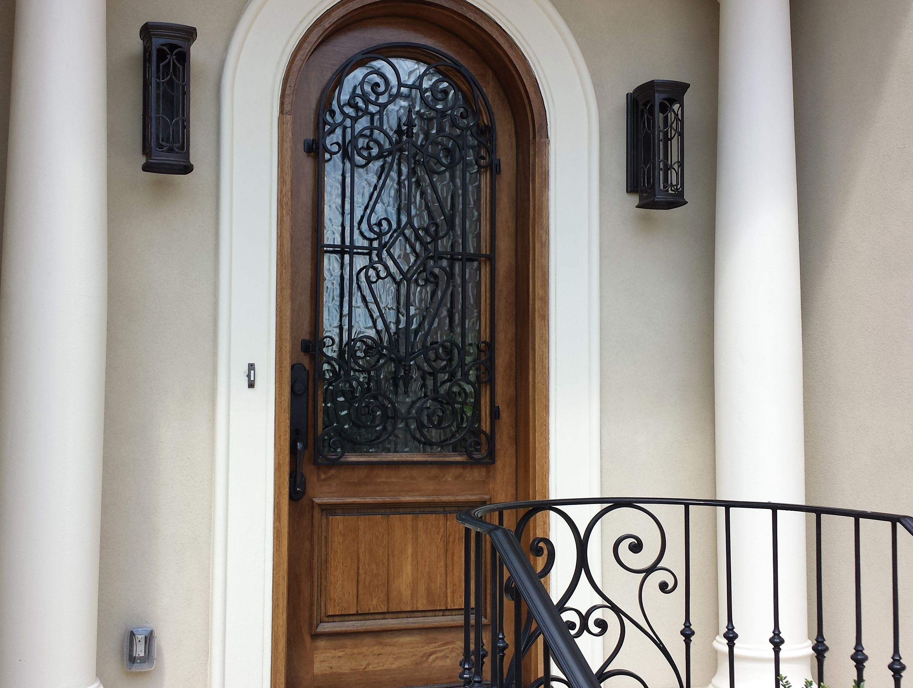 Charmant Wood Entrance Doors For Atlanta, Buckhead, Cumming, Vinings, Alpharetta U0026  Beyond