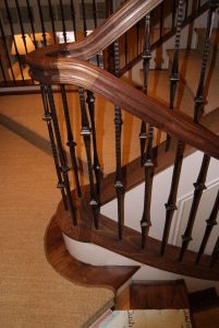 Asheville North Carolina | Stair Parts | Custom Stairs | Stair Company |  Vision Stairways And Millworks