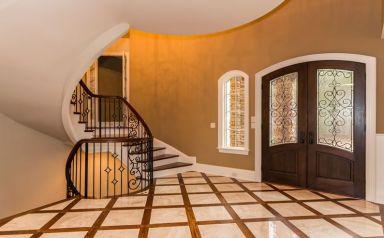 Custom Loyd Curved Staircase Vision Stairways
