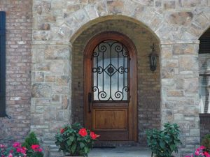 A customized wood exterior door will undoubtedly add more character and panache to your home. At Vision Stairways u0026 Millwork we offer beautifully ... & Custom Wood Exterior Door Products for Homes in Charleston South ...