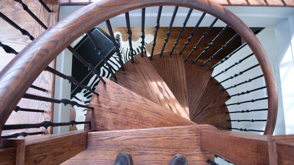 Spiral Stair Parts Atlanta | Buckhead | Sandy Springs | Dunwoody |  Brookhaven | Vision Stairways And Millwork