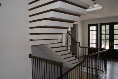 Straight Staircase 1