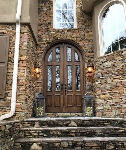 Mahogany Exterior Doors for Raleigh, North Carolina | Vision ...