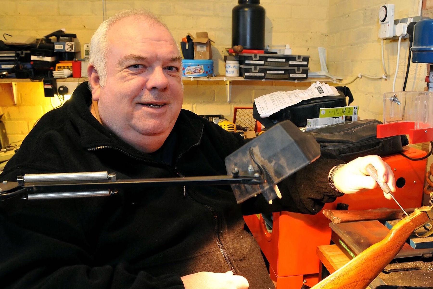 Colin Hammond Advanced Refractive Cataract Surgery