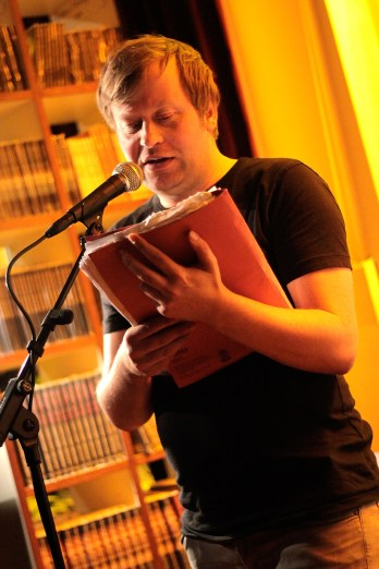 Lesebühne Vision und Wahn: Dirk Bernemann