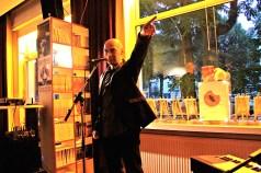 Lesebühne Vision und Wahn Berlin: Thomas Manegold