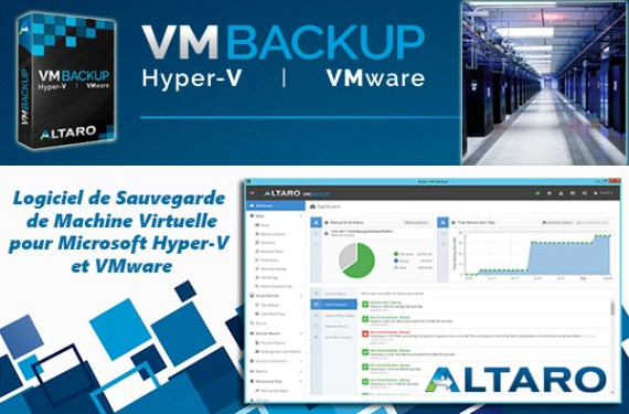 header campagne DataPrint Altaro VM Backup
